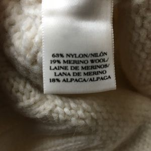 Ann Taylor Sweaters - Ann Taylor Wool Blend Sweater
